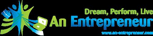 An Entrepreneur Blog Logo