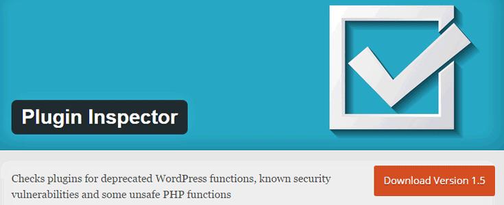 Plugin-Inspector-plugin