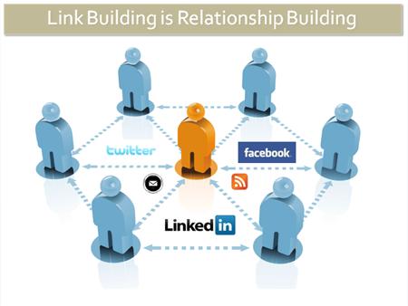 Relationship Link Building