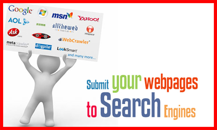 how Search Engine Submission helps for promoting a site for traffic