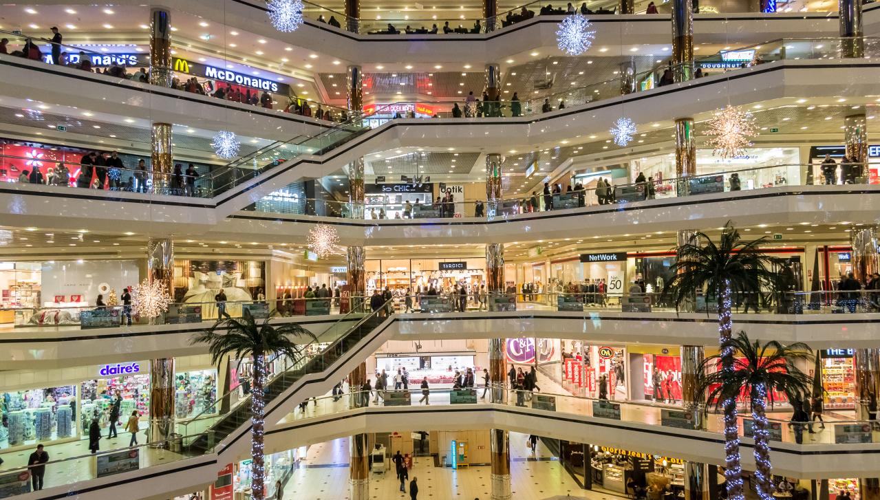 The death of retail is greatly exaggerated